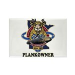 PLANKOWNER SSN 783 Rectangle Magnet