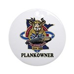 PLANKOWNER SSN 783 Ornament (Round)