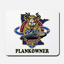 PLANKOWNER SSN 783 Mousepad