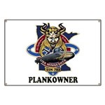 PLANKOWNER SSN 783 Banner