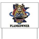 PLANKOWNER SSN 783 Yard Sign