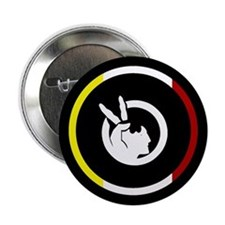 """American Indian Movement 2.25"""" Button"""