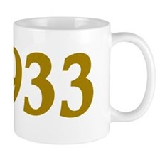 Est 1933 (Born in 1933) Mug