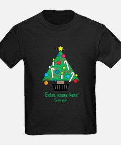 Personalized Christmas Tree T