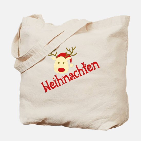 Cute Christmas winter Tote Bag