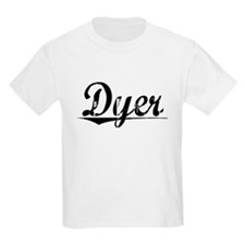 Dyer, Vintage T-Shirt