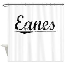 Eanes, Vintage Shower Curtain
