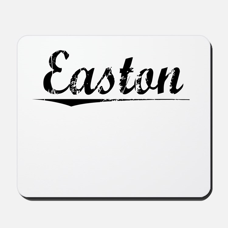 Easton, Vintage Mousepad