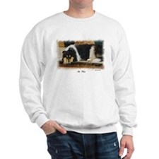 Tri Color Collie Sweatshirt