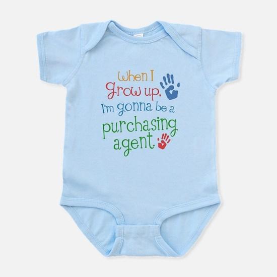 Kids Future Purchasing Agent Infant Bodysuit