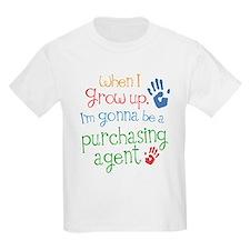Kids Future Purchasing Agent T-Shirt
