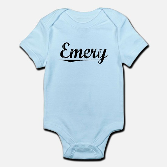 Emery, Vintage Infant Bodysuit