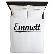 Emmett, Vintage Queen Duvet