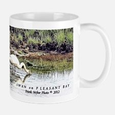 Swan on Pleasant Bay Mug