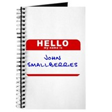 John Smallberries Journal