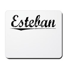 Esteban, Vintage Mousepad
