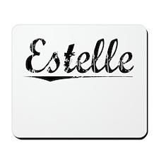 Estelle, Vintage Mousepad
