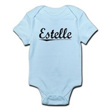 Estelle, Vintage Infant Bodysuit