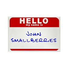 John Smallberries Rectangle Magnet (10 pack)