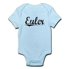 Euler, Vintage Infant Bodysuit