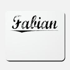 Fabian, Vintage Mousepad