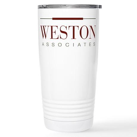 Weston Stainless Steel Travel Mug