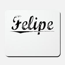Felipe, Vintage Mousepad