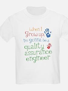 Future Quality Assurance Engineer T-Shirt