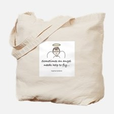 Angelman Syndrome Awareness Tote Bag