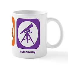 Eat Sleep Astronomy Mug