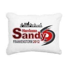 Hurricane Sandy Frankenstorm 2012 Rectangular Canv