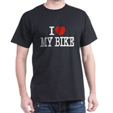 I Heart My Bike T-Shirt