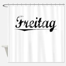 Freitag, Vintage Shower Curtain