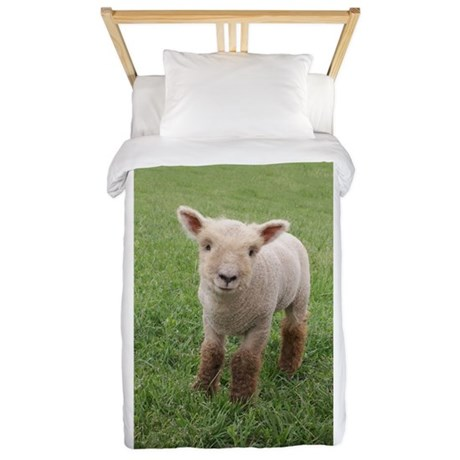 Sweet Lamb Twin Duvet