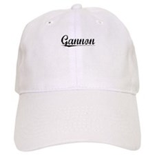 Gannon, Vintage Baseball Cap