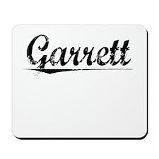 Garrett, Vintage Mousepad