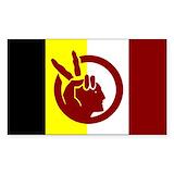 American indian movement Bumper Stickers