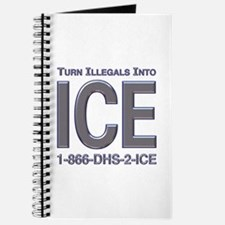 TURN ILLEGALS INTO ICE - Journal