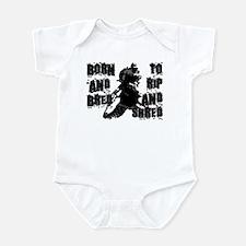 Born And Bred Infant Bodysuit