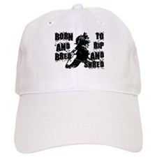 Born And Bred Baseball Cap