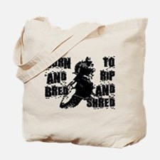Born And Bred Tote Bag