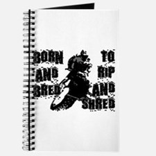 Born And Bred Journal