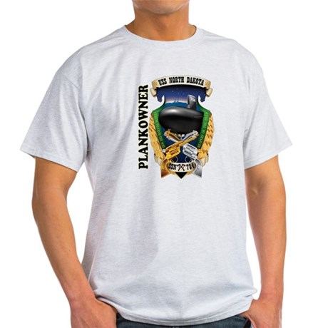 PLANKOWNER SSN 784 Light T-Shirt