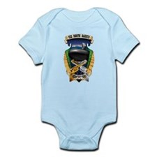 USS North Dakota SSN 784 Infant Bodysuit