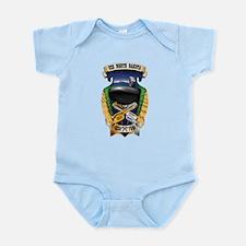 USS North Dakota SSN 784 Infant Bodysuit