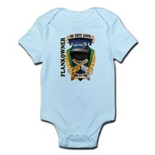 PLANKOWNER SSN 784 Infant Bodysuit