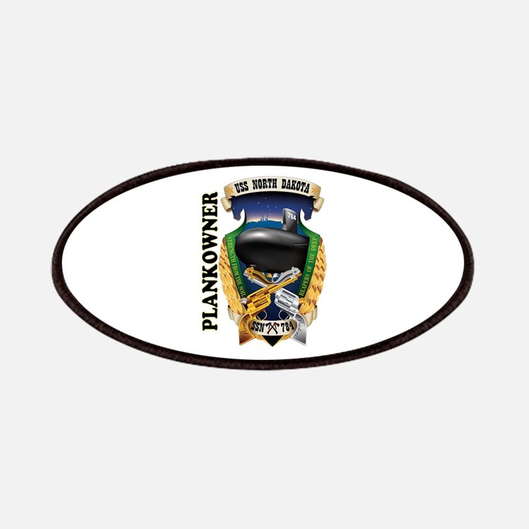 PLANKOWNER SSN 784 Patches