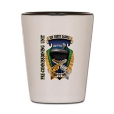 SSN 784 PCU Shot Glass
