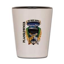 PLANKOWNER SSN 784 Shot Glass
