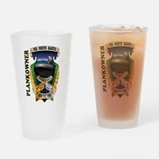 PLANKOWNER SSN 784 Drinking Glass